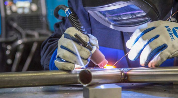 Learn how to TIG weld